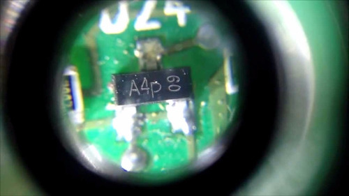 microscopio portatil luz led uv detecta billete falso 60x