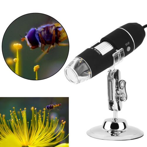 microscopio usb digital x500 +camara 5mpx