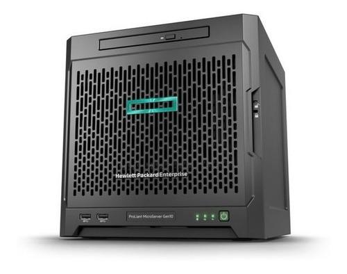 microserver hp g10 x3421 8gb 1tb server servidor nas
