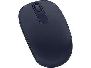 microsoft 1850 mobile mouse inalámbrico azul