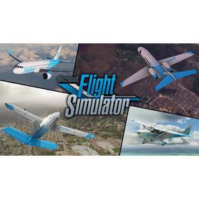 Microsoft Flight Simulator 2020 Deluxe Edition Pc