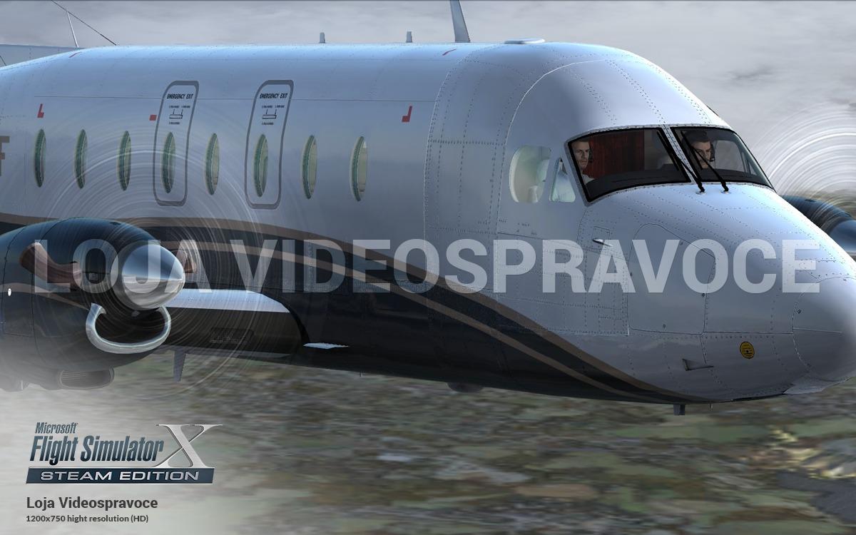 Microsoft Flight Simulator X Steam Edition - Key Pc Original