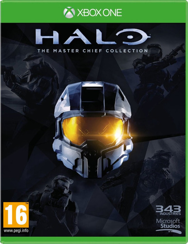 microsoft halo: the master chief collection para xbox one