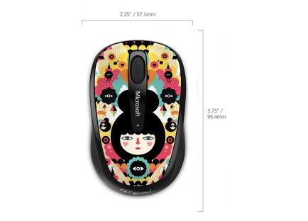 microsoft inalámbrico mouse