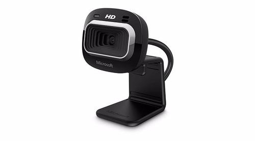 microsoft lifecam hd-3000 cámara web color audio usb