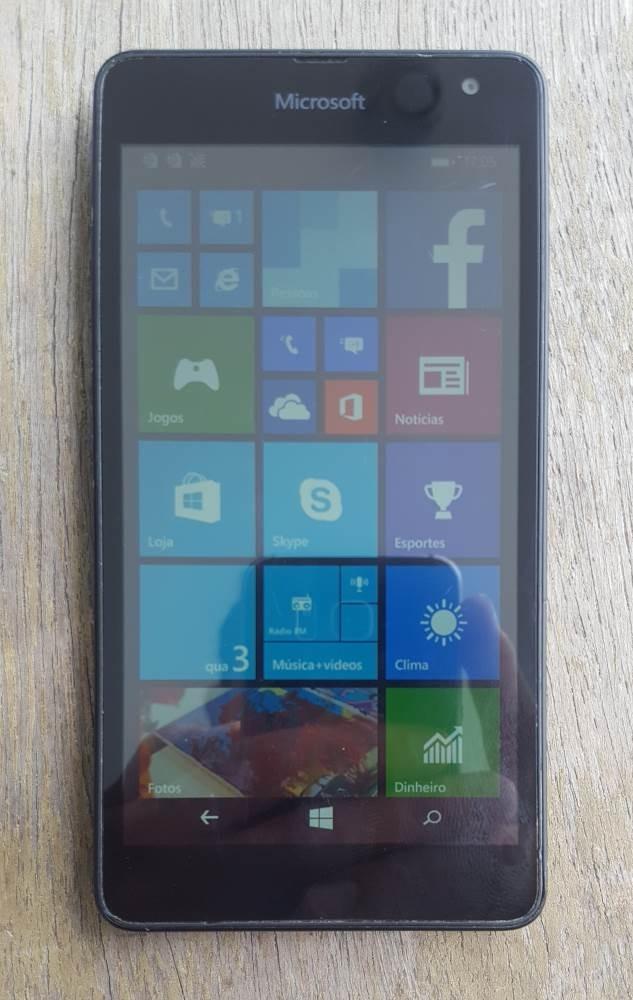 6c21292c95f microsoft lumia 535 dual sim preto 2 chips windows phone 8gb. Carregando  zoom.