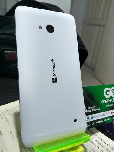 microsoft lumia 640 8mpx 1gb ram 8gb quadcore 1,2ghz 4g lte