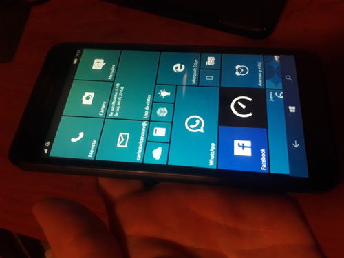 microsoft lumia 640 xl oferta