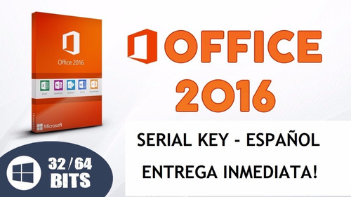 microsoft office 2016 - licencia original