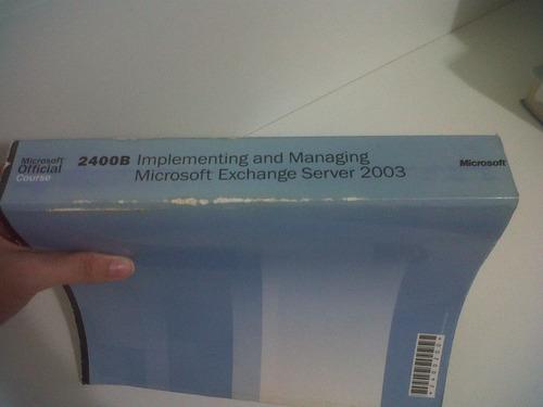 microsoft official course 2400b - promoção!!