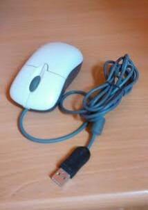 microsoft óptico mouse