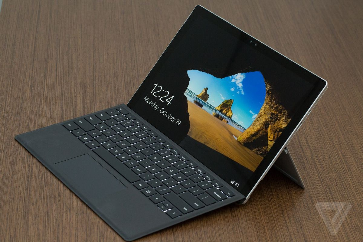 Microsoft Surface Pro 4 Vista