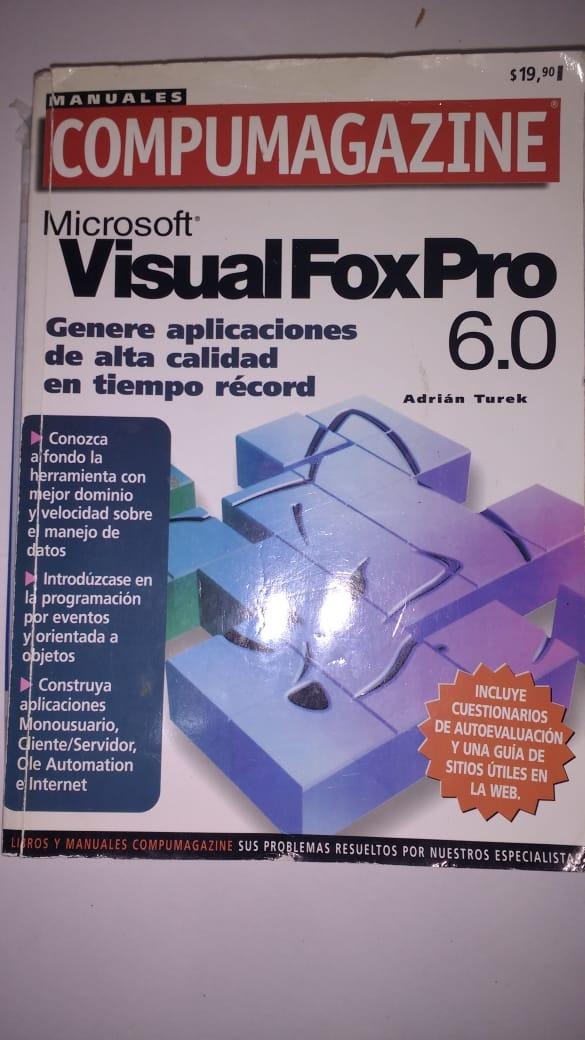 Microsoft Visual Fox Pro 6 0