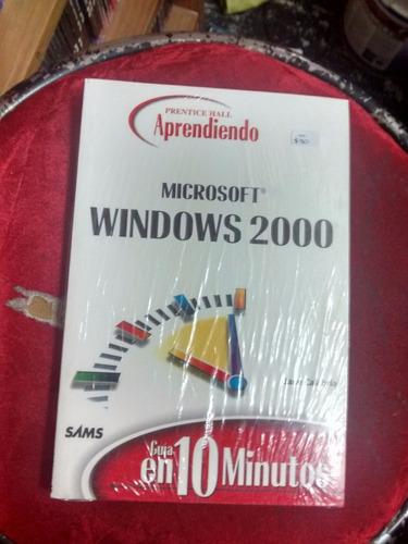 microsoft windows 2000-guia en 10 min.