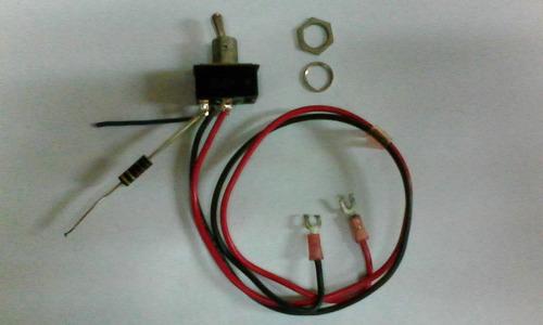 microswitch interruptor 4 patas on-off 125vac /250vac /12vdc