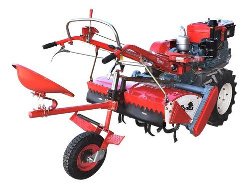 microtrator a diesel 12,5hp tdwt73 toyama