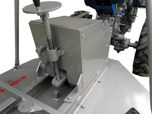 Artesanato Em Feltro Para Bebe ~ Microtrator Kawashima Zt15 Par Elétrica C Aparador De