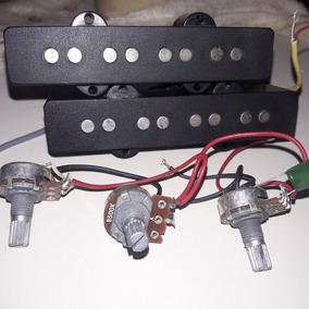Circuito Jazz Bass : Jazz bass microfonos circuito bajos squier usado en mercado libre