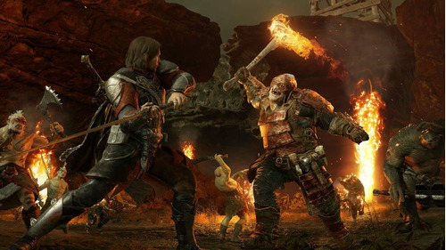 middle-earth: shadow of war (definitive edition) steam