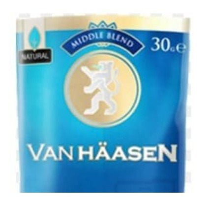 middle van haasen armar tabacos blend tabaco natural pack x5
