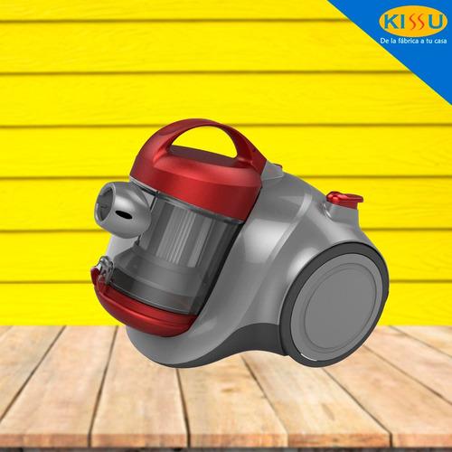 midea aspiradora sin bolsa 1400w filtro hepa capacidad 1.5l
