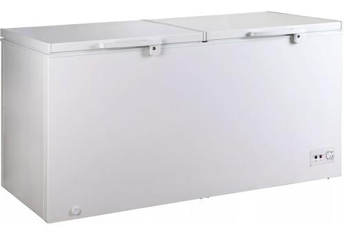 midea congelador horizontal 18 pies doble puerta 500 litros