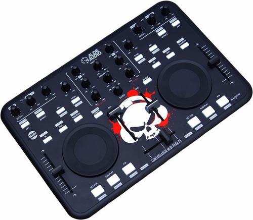 midi dj mezcladora digital profesional digital c/19 funcione