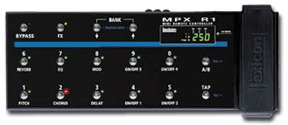 midi foot controller lexicon mpx r1 n voodoo lab fractal