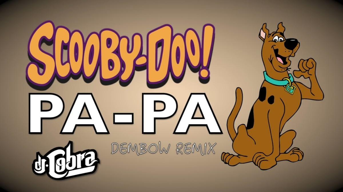 Midi Scooby Doo Papa Cumbia