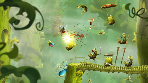 midia digital rayman legends xbox360