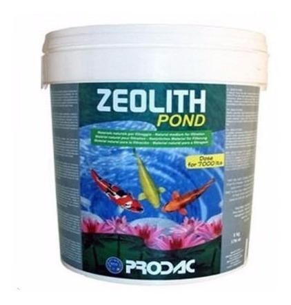 midia filtrante prodac (zeolito) zeolite pond 5 kg
