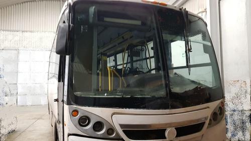 midibus 2013 aire 31 plazas 4 cilindros, financiado sin buró