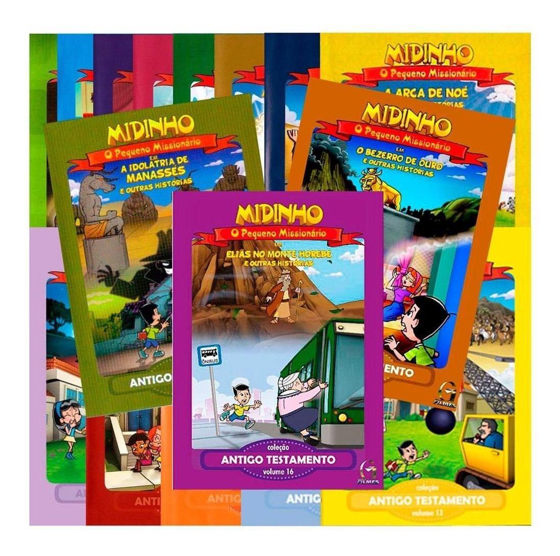 MIDINHO BAIXAR DVD DO