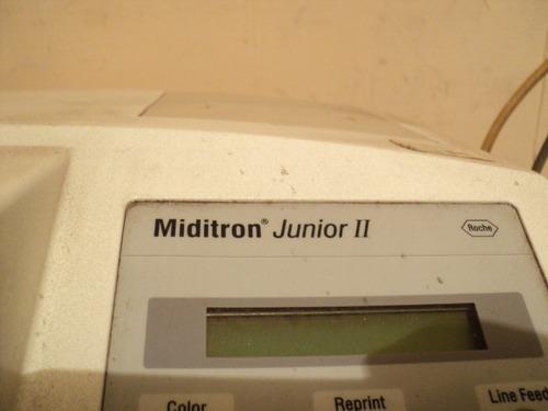 miditron junior ii  equipo medico
