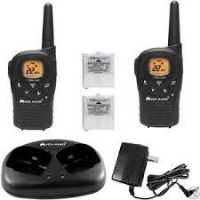 midland radios 24 millas 22 canales con cargador y pilas lxt