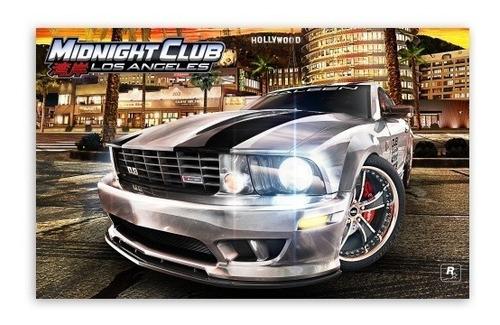 midnight club los angeles ps3 original entrega inmediata