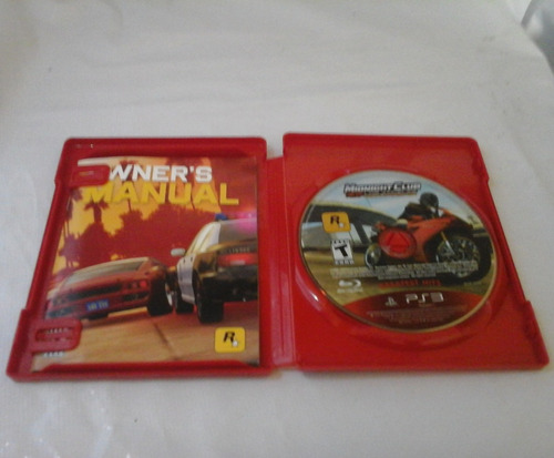 midnight club ps3