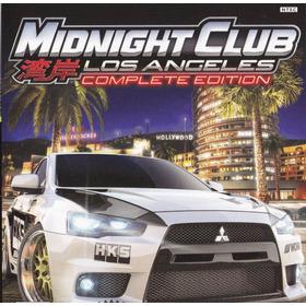 Midnight Club Ps3 Play 3 Midia Digital Original Psn Envio Ja
