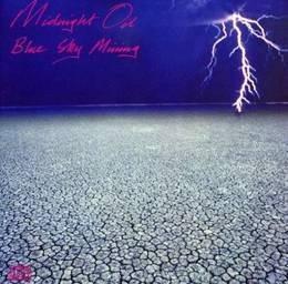 midnight oil blue sky mining importado cd nuevo