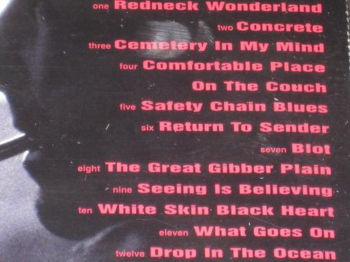 midnight oil / redneck wonderland  c d 12 tracks