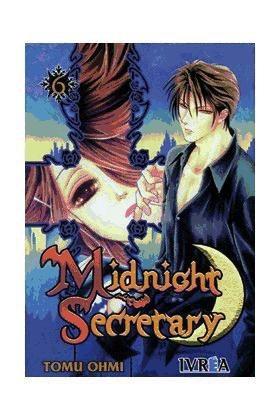 midnight secretary 06(libro josei (cómic adulto para mujeres