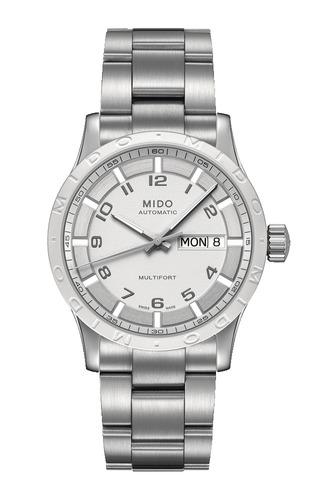 mido multifort m018.830.11.012.00 automático reloj unisex