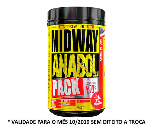 midway anabol pack usa 30 packs