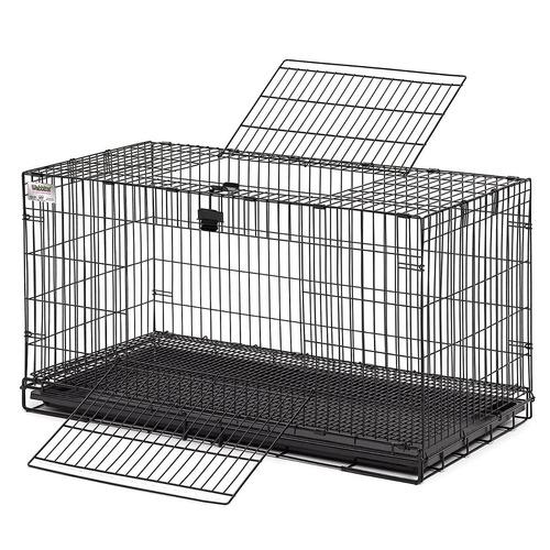 midwest wabbitat jaula para conejos plegable