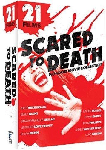 miedo a la muerte - colección de películas de terror