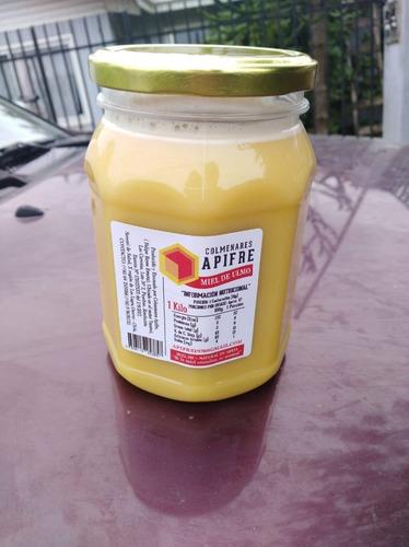 miel 100% natural sector anticura puyehue. equivalente a 4kg