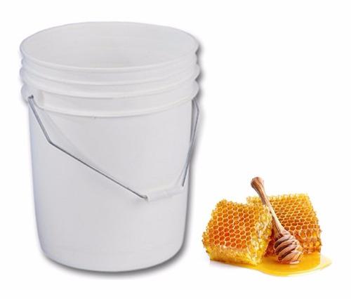 miel 100% pura de abeja de yucatan presentacion cubeta 25 kg