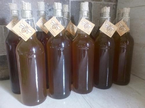 miel de abeja 100 % pura