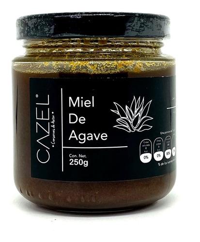 miel de agave puro natural oaxaca matatlán 250g