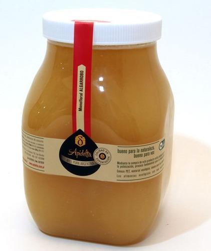 miel granel tipificada. calidad expo. pote 4 kg. por mayor